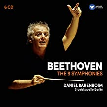 Beethoven: the 9 Symphonies (6CD)