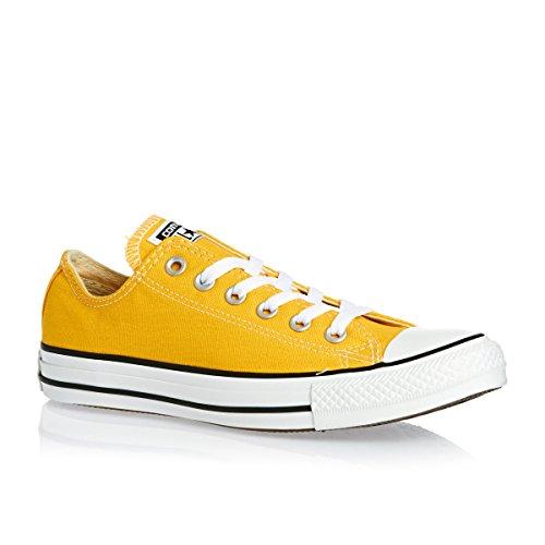 converse jaune femme