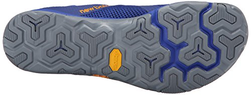 Nieuw Evenwicht Heren 20v5 Vibram Minimus Training Schoen Blauw / Oranje
