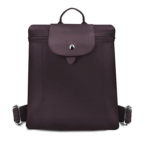 Designer School Bookbags Purse for Coffee Gerosse Waterproof Nylon Travel A Fashion Backpack Women Backpacks tXBPPw80xq