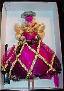 Barbie Royal Invitation