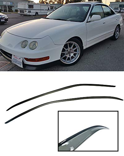 - Extreme Online Store for 1994-2001 Acura Integra 4Dr Sedan | EOS Visors JDM Tape-On Style Smoke Tinted Side Window Vent Visors Rain Guard Deflectors JDM DB7 DB8