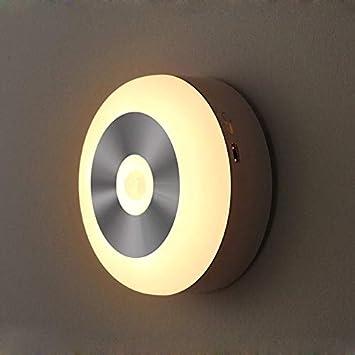 3 lampadine LED APRITECH/® Luce Notturna Lampada Notturna Night Light Automatiche Lampade da Sensore di Luce Impermeabilit/à Resistente agli Urti Luce Notturna LED Luce LED Batteria