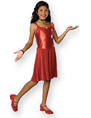 Deluxe Gabriella Costume - Large - Deluxe Gabriella High School Musical Child Costumes