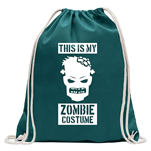 (this is my zombie costume bagpack printed Design Print Gift)