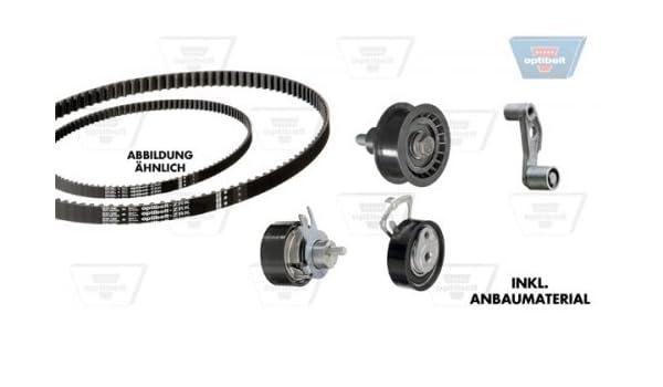 OPTI Belt KT 1209 Opti Belt de zrk Kit - Correa de distribución: Amazon.es: Coche y moto