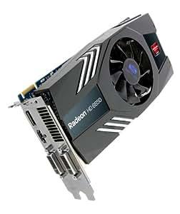 Sapphire Radeon HD 6850 - Tarjeta gráfica ATI (PCI-e, memoria de 1 GB GDDR5, HDMI, DVD-D, 1 GPU)