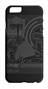 Tron mondo poster Iphone 6 plastic case