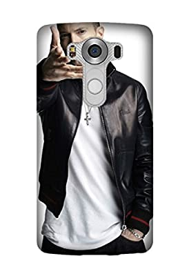 Music Eminem Mobile Phone Skin Case Cover For LG V10
