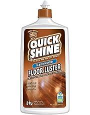 Quick Shine High Traffic Hardwood Floor Luster and Polish, 27 Fl. Oz.
