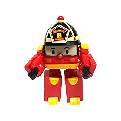 Robocar Poli - Roy Transforming Robot Toy by SilverLit - 4045268 , B006RKFHBY , 454_B006RKFHBY , 18.9 , Robocar-Poli-Roy-Transforming-Robot-Toy-by-SilverLit-454_B006RKFHBY , usexpress.vn , Robocar Poli - Roy Transforming Robot Toy by SilverLit