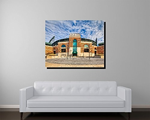Oriole Park at Camden Yards, Gallery Wrapped - Inner Gallery Harbor