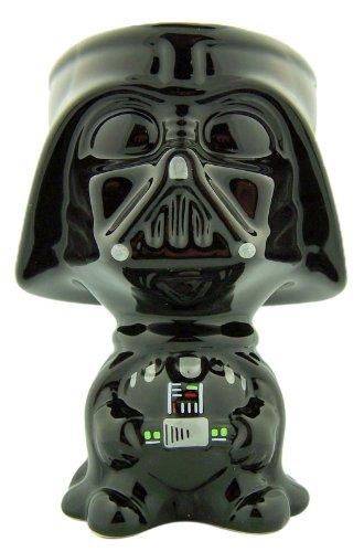 Star Wars Darth Vader Ceramic Goblet, 10 Ounce ()