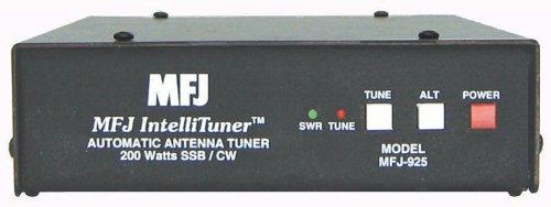 MFJ Enterprises Original MFJ-925 1.8-30 MHz Compact Automatic Antenna Tuner, 200 Watts For Sale