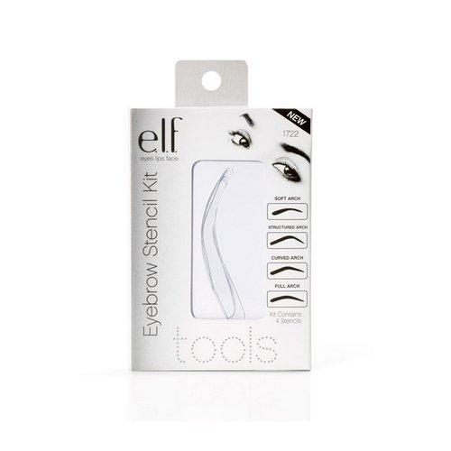 (3 Pack) e.l.f. Essential Eyebrow Stencil - EF1722