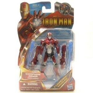 Iron Man The Armored Avenger Figure Concept Series Exosphere Armor Iron Man #04