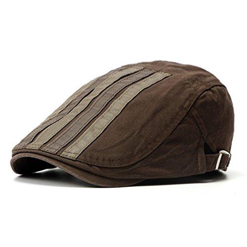advance lanza Brown avance tapa gorras hat verde sombreros militar o Halloween sombreros MASTER beanie Men pato Tamaño pegatinas grande hat de señoras Navidad hombre PAqz7