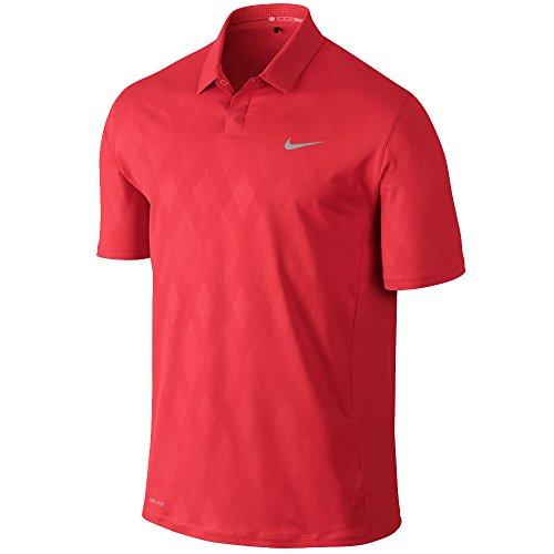 Nike Tiger Woods Seasonal Embossed Golf Polo 2016 Action ...