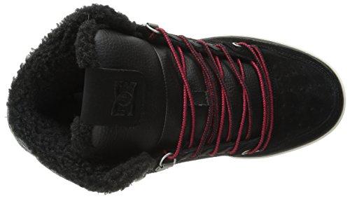 Black Dc Uomo High Spartan Alte Wnt Sneaker Wc 00vrq