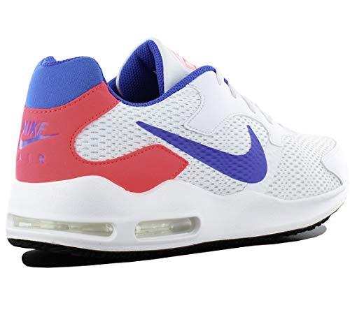 Uomo Da Guile Sneaker Top Scarpe Nike Bianco Calzature Air Max pqWvUF