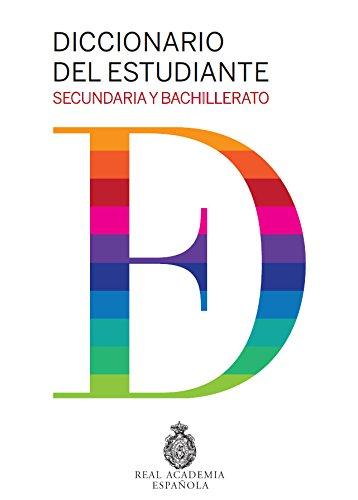 Diccionario del estudiante - RAE (Real Academia de la Lengua Espanola) (Spanish Edition) (Student Dictionary)