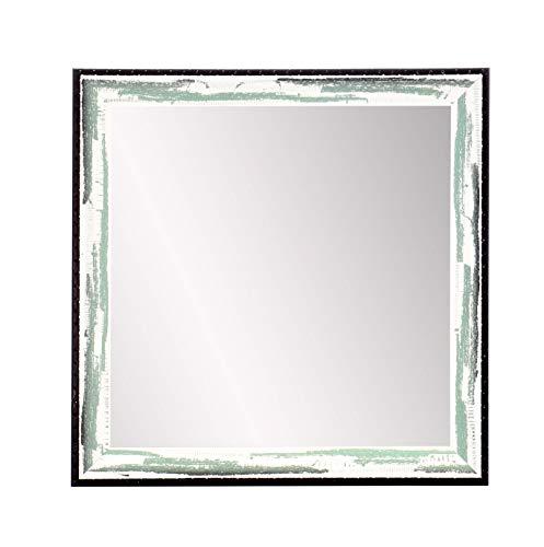 BrandtWorks AZBM083SQ Framed Mirror ()