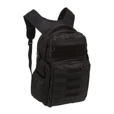 Fieldline TPB002FLT-008 Tactical Alpha OPS Daypack, Black