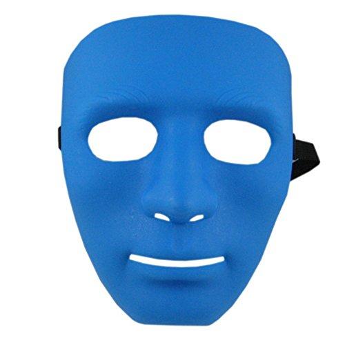 Smartcoco JabbaWockeeZ Bboy Male Mask Hip-hop Street Step Dance Halloween Party Mask For Men (Rockstar Dance Costume)