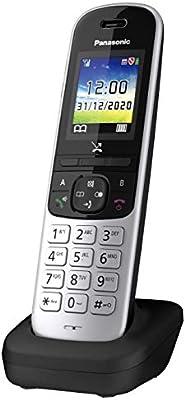 Panasonic KX-TGH7 - Teléfono inalámbrico (Incluye Base de Carga), Color Negro: Amazon.es: Electrónica