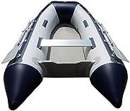 Newport Vessels Premium Inflatable Dinghy Sport Tender Boat Air Floor 7ft, 9ft &