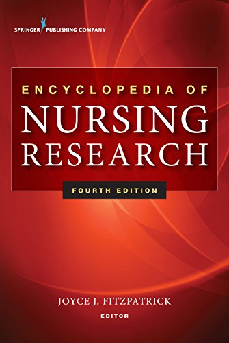 Encyclopedia of Nursing Research by Springer Publishing Company