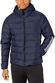 adidas mens Itavic 3-stripes 2.0 Insulated Jacket