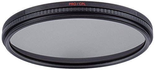Manfrotto MFPROCPL-58 58 mm Professional Circular Polarizer Filter