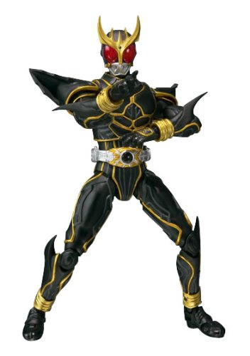 Bandai Tamashii Nations Kamen Rider Kuga Ultimate Form S.H.Figuarts Toy Figure