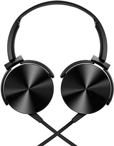 Envilean XB Over Ear Wired Headphone for All Smart Phones