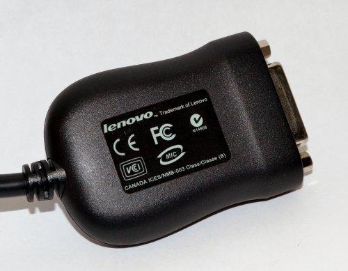 Gadget & Electronics Store 43N9160 Lenovo DisplayPort DVI-D Cable ...