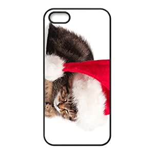 Christmas Is Coming Hight Quality Plastic Case for Iphone 5s