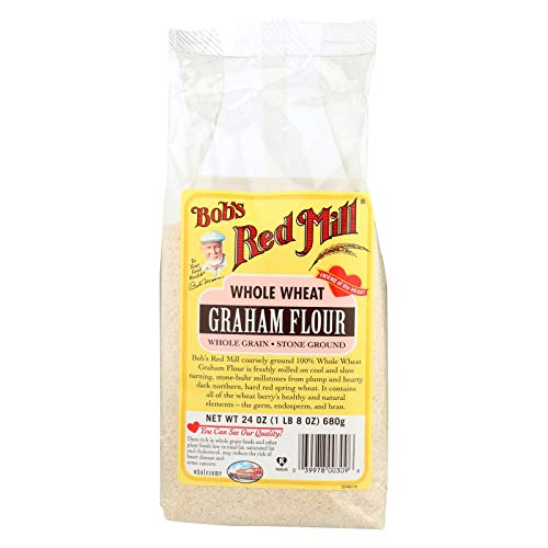 (Bob's Red Mill Graham Flour - 24 oz - Case of 4)