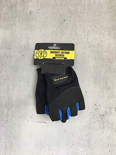 Golds Gym Weight Lifting Gloves Medium