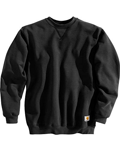 Carhartt Men's Big & Tall Midweight Crewneck - Barn Sweatshirt