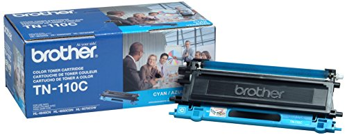 Brother TN-110C Cyan Toner Cartridge 110 Laser Toner Cartridge