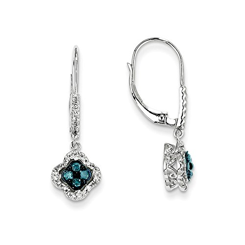 0.4 Ct Diamond Earrings - 6