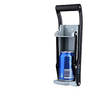 Compattatore di Lattine Montaggio a Parete 450 ml(16 once), Compattatore per Bottiglie Birra Lattine, Strumento di… 41BjNsT8OtL. SS300