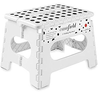 Amazon Com Acstep Acko Folding Step Stool Portable