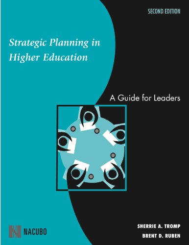 Strategic Planning in Higher Education: A Guide for Leaders