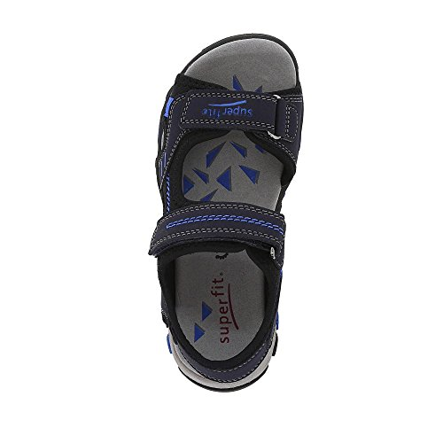 Hike Grey Superfit Boys' Sandals BLAU wAqRZq