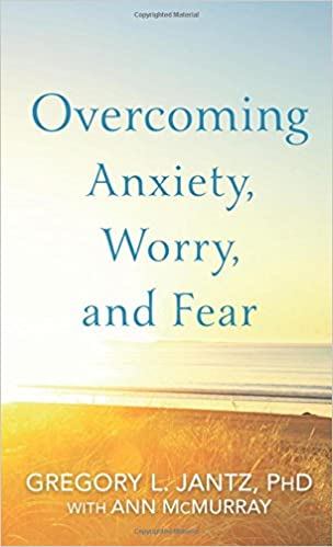 books on overcoming fear and anxiety