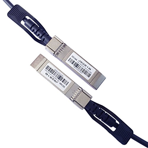 Wiitek for HPE JD096C FlexNetwork X240 10G SFP+ to SFP+ 1.2m Direct Attach Copper Cable, HP SFP+ Twinax Cable by Wiitek (Image #4)