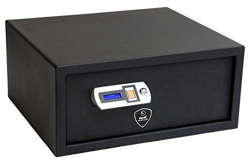 Cheapest Prices! Verifi Smart.Safe. Fast Access Biometric Safe with FBI Fingerprint Sensor