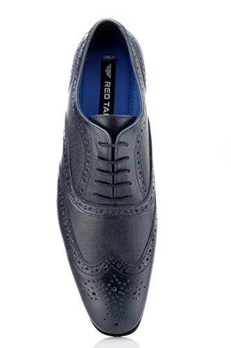 Red Tape Men Carn Blue Formal Shoes